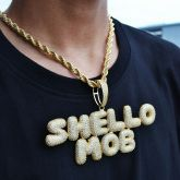 Custom Bubble Necklace