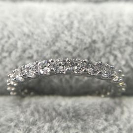 Simple Round Cut Band