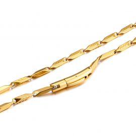 4mm Titanium Steel Bamboo Chain