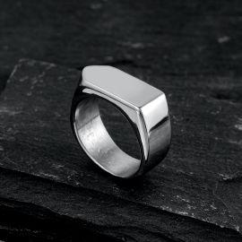 Simple Arrow Stainless Steel Ring