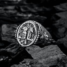 Back to Anubis Stainless Steel Ring