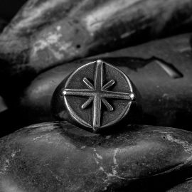 The Polaris Stainless Steel Ring
