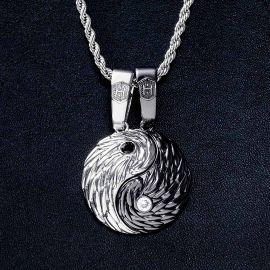 2pc Yin Yang Pendant