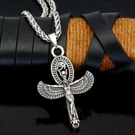 Ankh Cleopatra Pendant