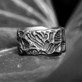 Viking Odin Valknut Stainless Steel Ring